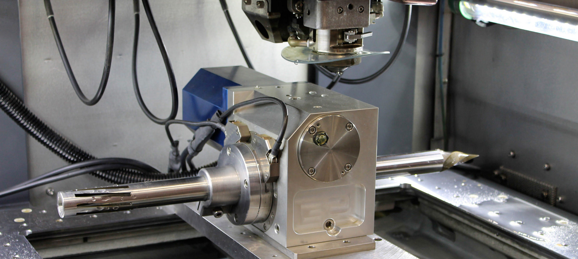 Custom EDM | Electrical Discharge Machining